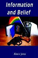 Information and Belief - Janus, Alexis
