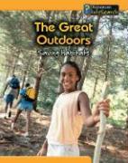 The Great Outdoors: Saving Habitats - Spilsbury, Richard