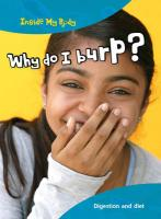 Why Do I Burp? - Thomas, Isabel
