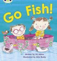 Phonics Bug Go Fish Phase 3 - Atkins, Jill