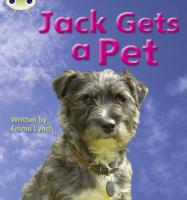 Phonics Bug Jack Gets a Pet Phase 3 - Lynch, Emma