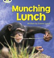 Phonics Bug Munching Lunch Phase 3 - Lynch, Emma