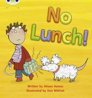 Phonics Bug No Lunch Phase 3 - Hawes, Alison