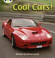 Phonics Bug Cool Cars Phase 4 - Lynch, Emma