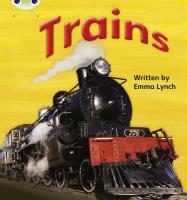 Phonics Bug Trains Phase 4 - Lynch, Emma