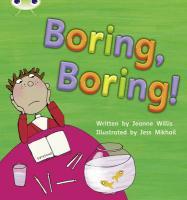 Phonics Bug Boring Boring Phase 5 - Willis, Jeanne