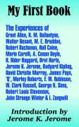 My First Book - Doyle, Arthur Conan; And Others; And Others, Others