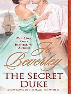 The Secret Duke - Beverley, Jo