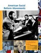 Am Soc Refrm Mvmnts Ref Lib 4v (American Social Reform Movements Reference)