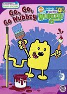 Go, Go, Go, Wubbzy! [With Paint Brush] - Gallo, Tina