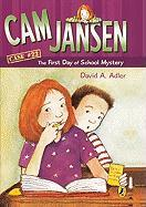The First Day of School Mystery - Adler, David A.