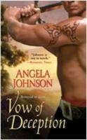 Vow of Deception - Johnson, Angela