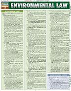 Environmental Law - BarCharts Inc