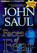 Faces of Fear - Saul, John