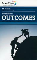 Outcomes Intermediate Examview CDROM