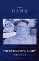 Huddleston Family History - Hank
