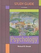 Psychology [With Access Code] - Straub, Richard O.; Myers, David G.