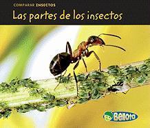 Las Partes de los Insectos = Bug Parts - Guillain, Charlotte