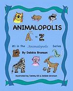 Animalopolis A-Z - Bronson, Debbie