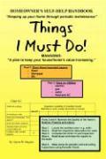 Homeowner's Self-Help Handbook - Maguire, Byron W.