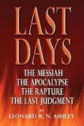 Last Days - Ashley, Leonard R. N.