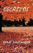 Escritos (Poemas & Prosa) - Santander, Ren