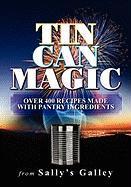 Tin Can Magic - Ecklund, Sally