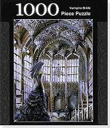 Vampire Bride 1,000 Piece Jigsaw Puzzle