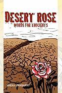 Desert Rose - Mansaray, Sheka