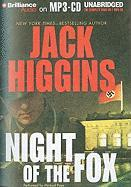 Night of the Fox - Higgins, Jack