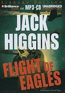 Flight of Eagles - Higgins, Jack