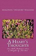 A Heart's Thoughts - Williams, Shalonda Treasure