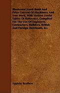 Illustrated Hand-Book and Price Current of Machinery and Iron Work, with Various Useful Tables of Reference, Compiled for the Use of Engineers, Contra - Brothers, Appleby; Labouchere, Norna