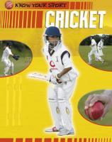 Cricket - Oxlade, Chris