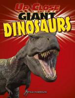 Giant Dinosaurs. Paul Harrison - Harrison; Harrison, Paul