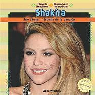 Shakira: Star Singer/Estrella de La Cancin - Williams, Zella