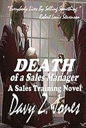 Death of a Sales Manager - Jones, Davy Z.