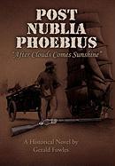 Post Nublia Phoebius - Fowles, MR Gerald
