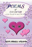 Poems of Love and Life as Seen Through the Eyes of the Heart - Waldman, Velva Darnell