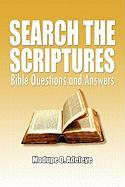 Search the Scriptures - Adeleye, Modupe O.