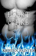 Heart of Fire - Painter, Kristen