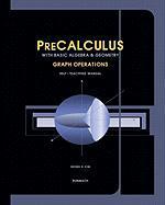 Precalculus Self-Teaching Manual Graph Operations - Kim, Seong R.