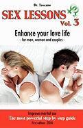 Sex Lessons - Volume 3 - Toscano, Dr