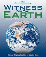 Witness for the Earth - English, Dr Tom; Krueger, Frederick