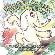 Pretty Little Girl Elephant - Lacy, Milly