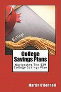 College Savings Plans - O'Donnell, Martin