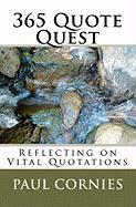 365 Quote Quest - Cornies, Paul H.