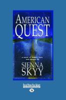 American Quest - Skyy, Sienna