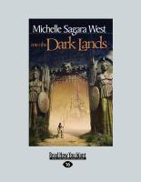 Into the Dark Lands (Large Print 16pt) - Sagara West, Michelle