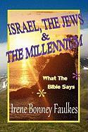 Israel, the Jews & the Millennium - Faulkes, Irene Bonney